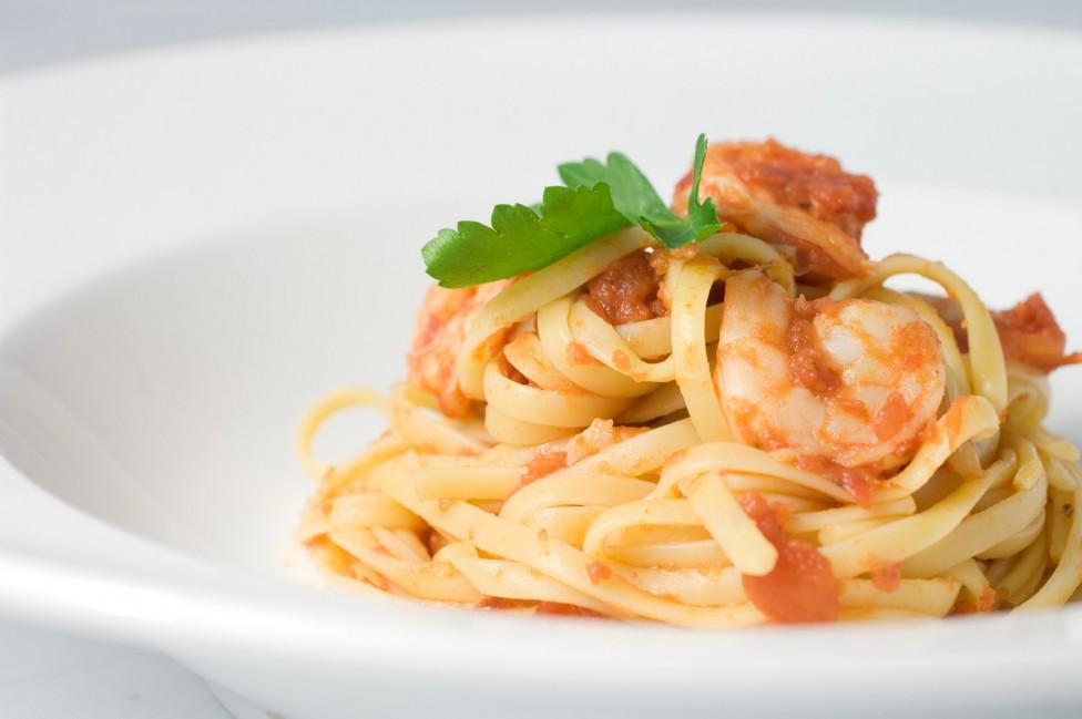 pasta fruits de mer