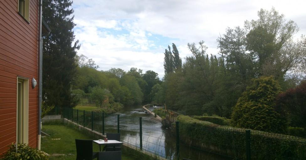 moulin marin vue riviere