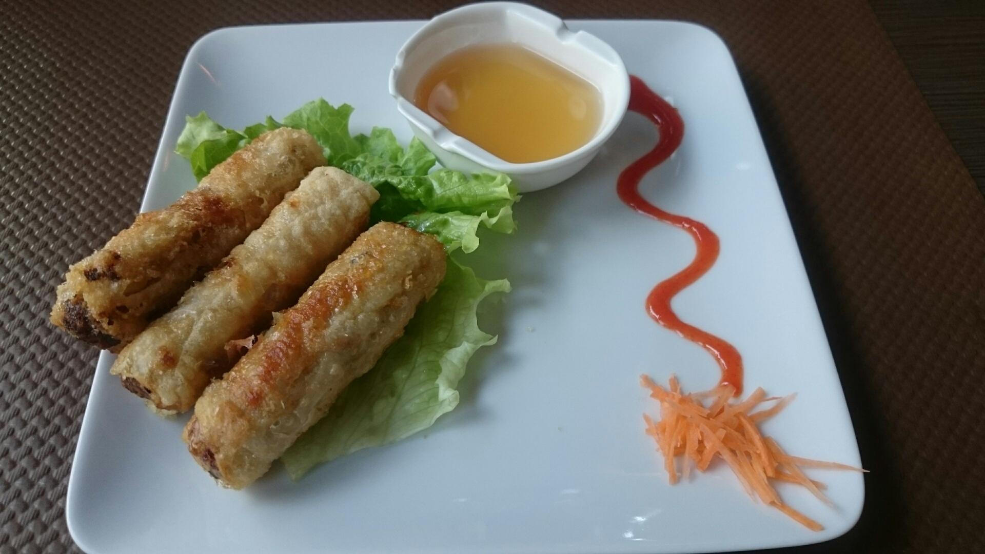 O pho meilleur resto vietnamien de toulouse tourissima Nems vietnamiens