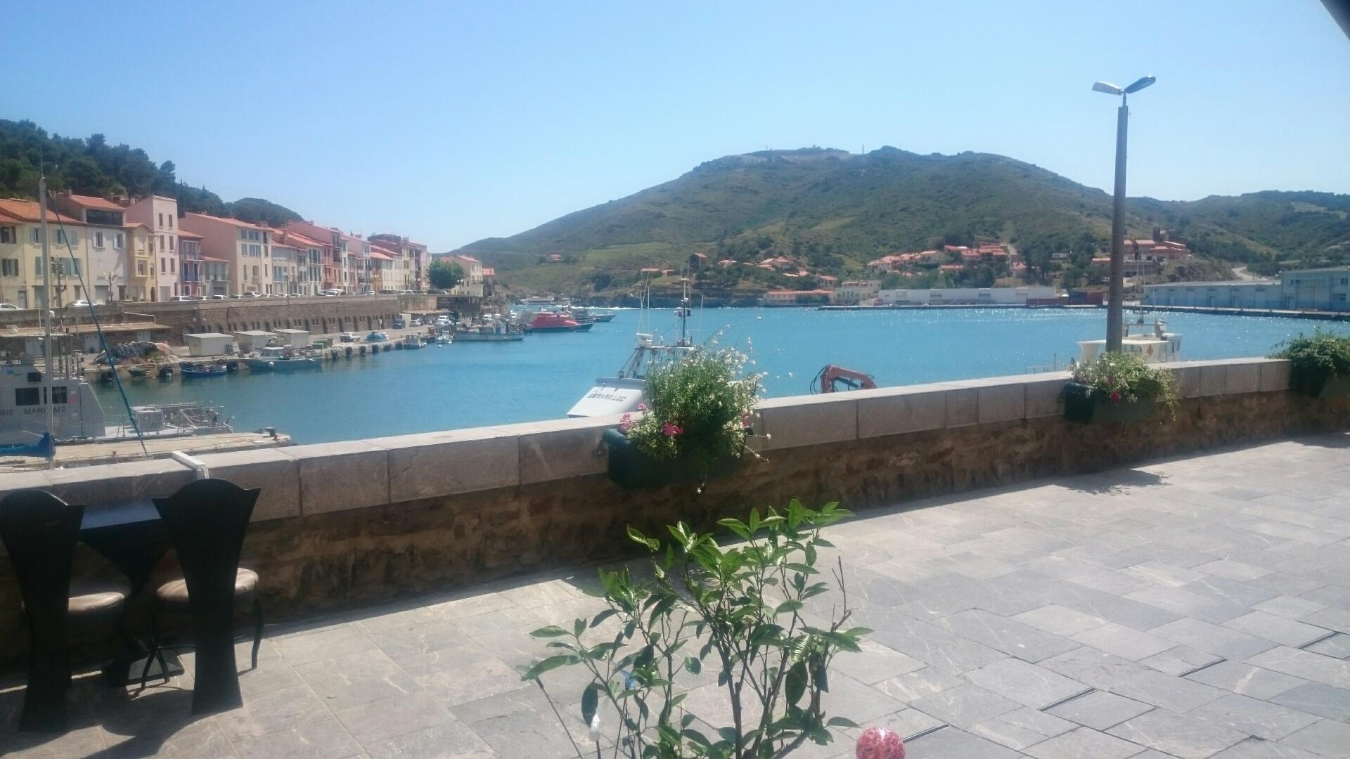 Escale au port de v nus port vendres tourissima - Restaurant le france port vendres ...