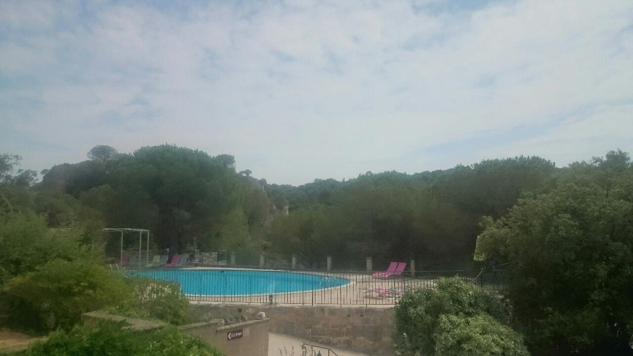 piscine hôtel navas
