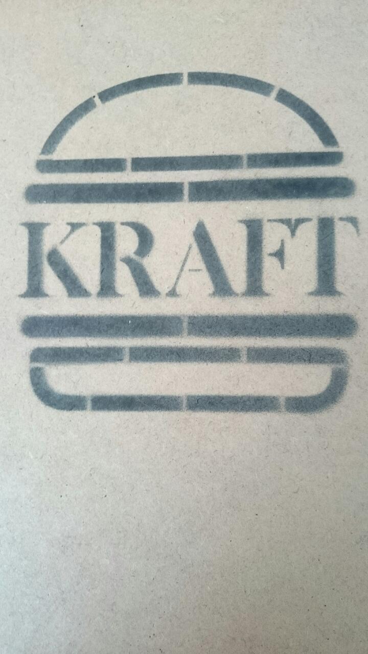 logo kraft restaurant burger
