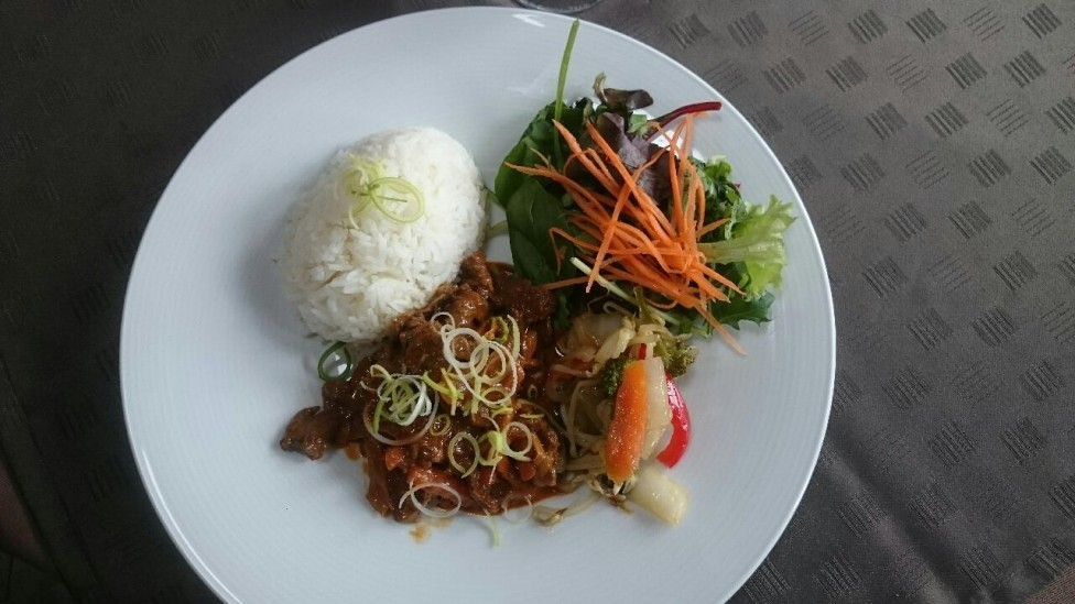 plat du jour restaurant eurasianh