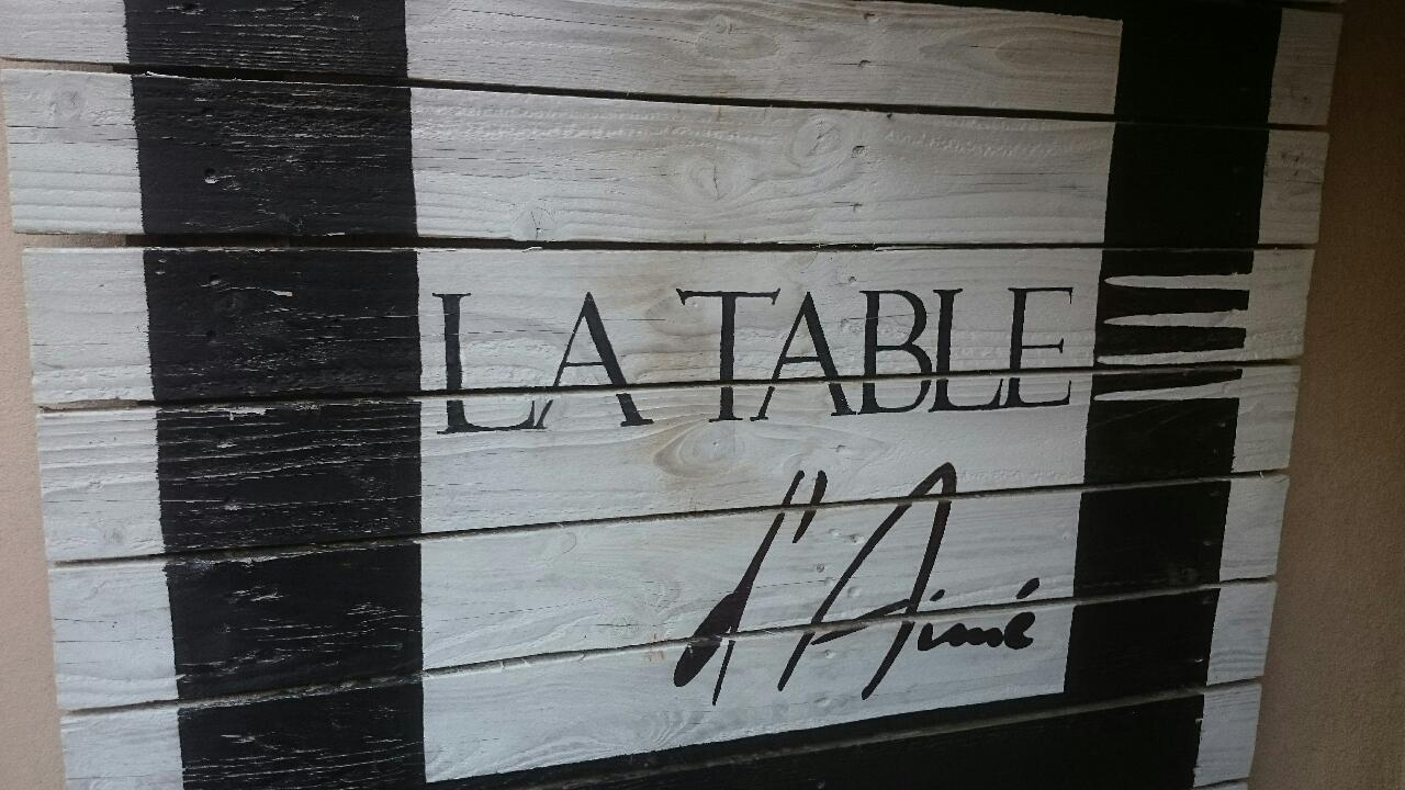 La table d 39 aim restaurant bio rivesaltes tourissima for Restaurant rivesaltes