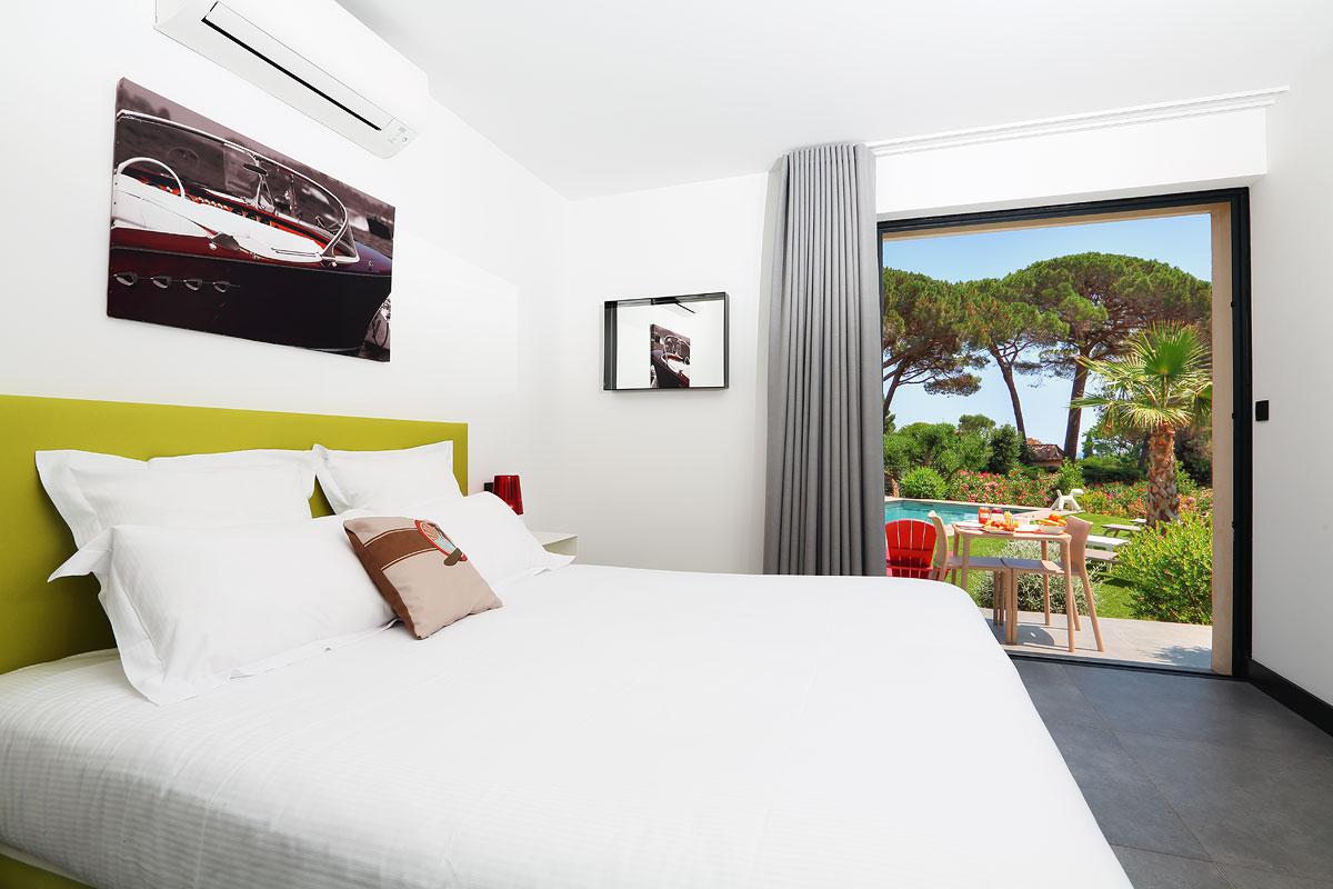 chambre d'hote villa californie