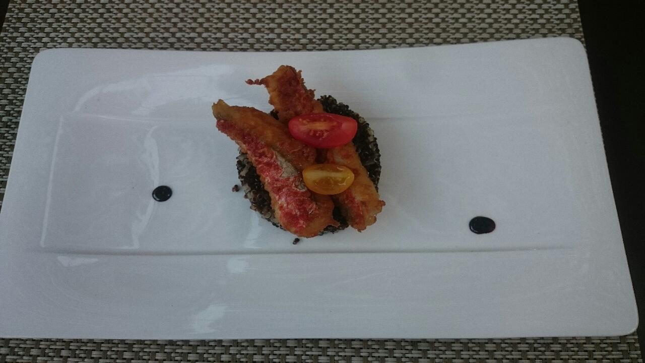 rouget-quinoa
