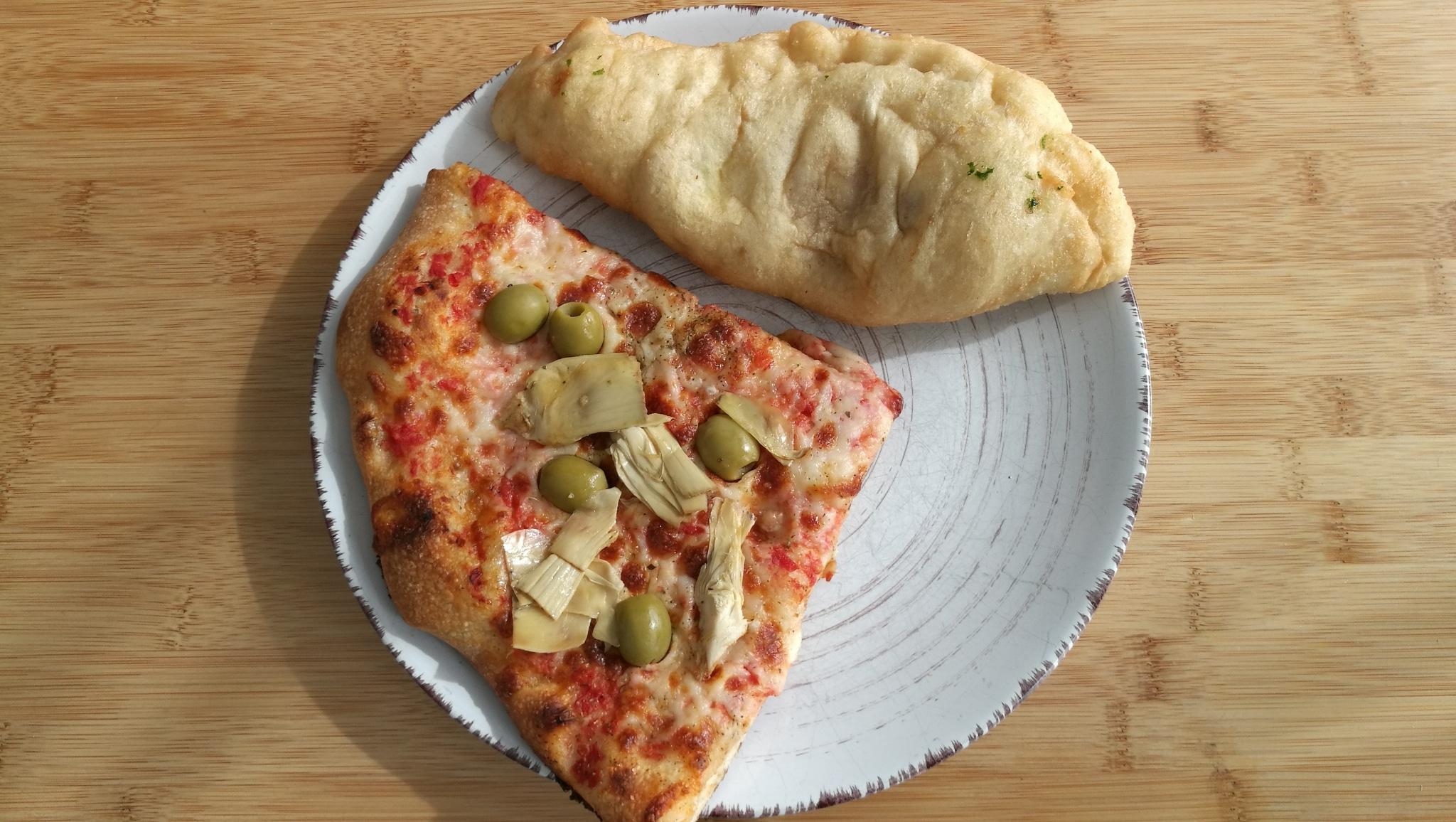 Panzerotto & Pizza
