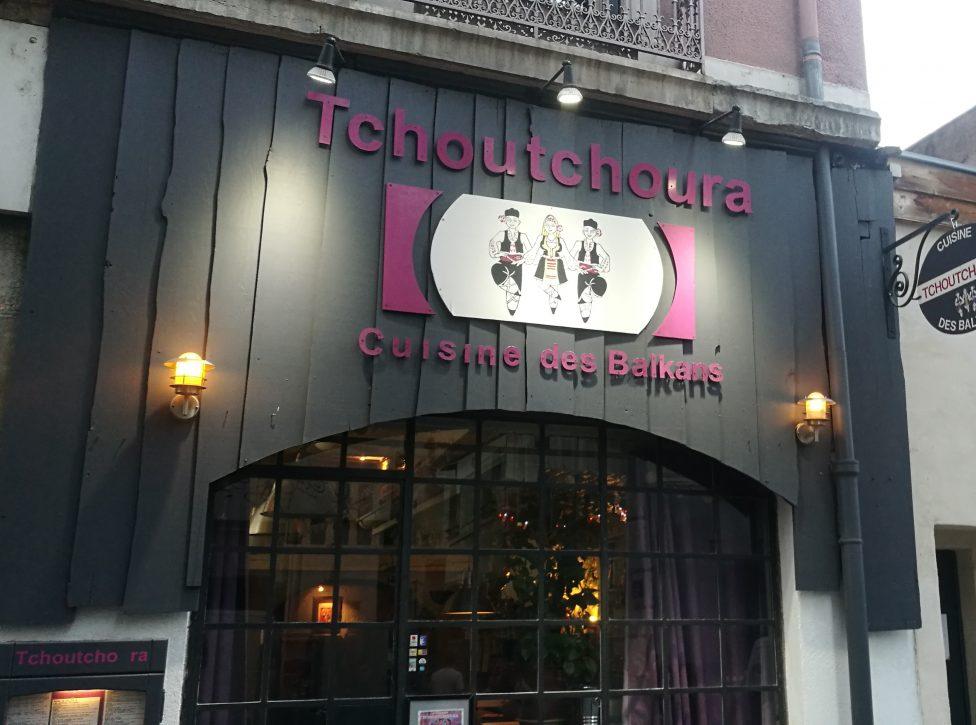 Restaurant slave Tchoutchoura