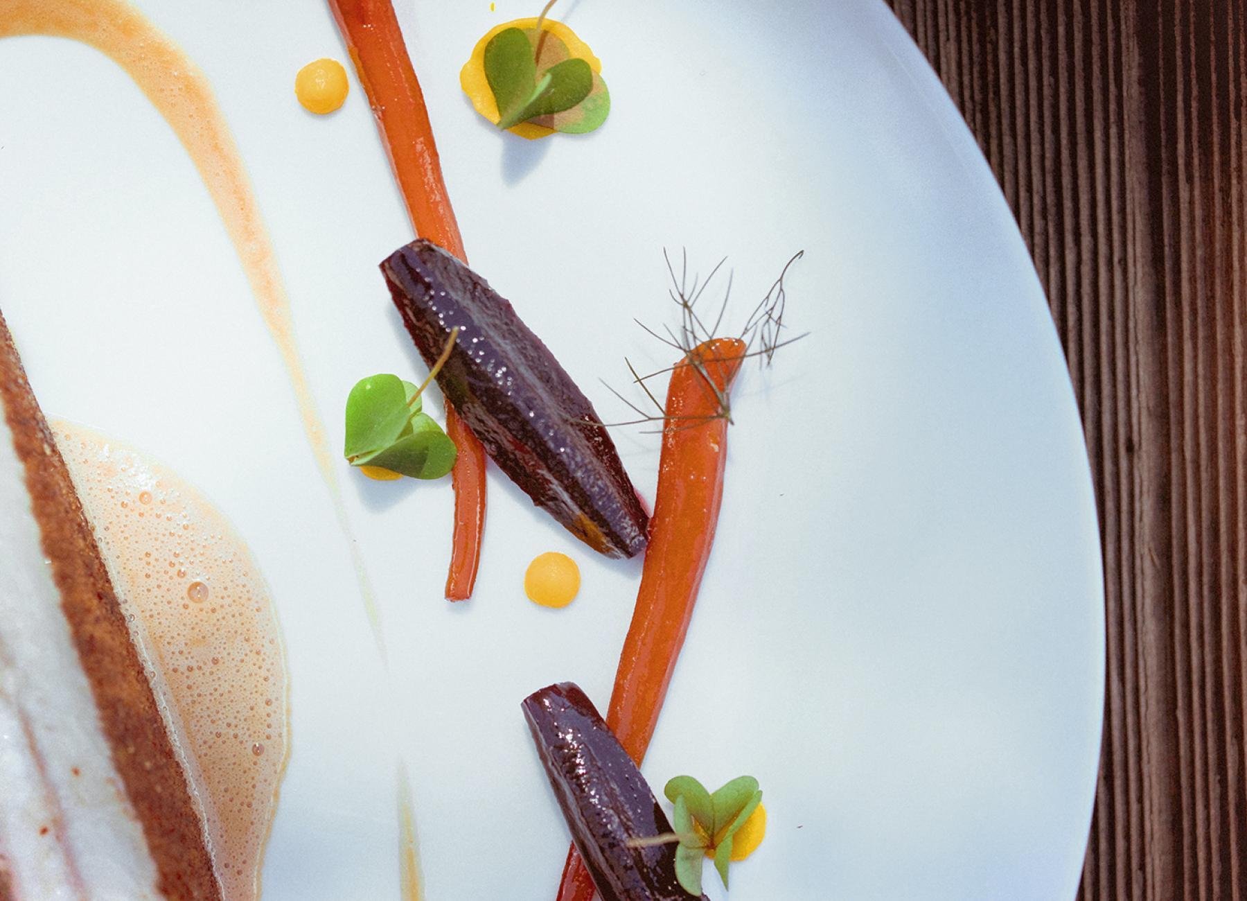 Restaurant 2 étoiles Michelin Chamonix
