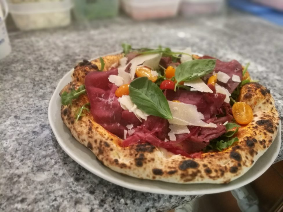 Pizza Elea Pizzeria Mattarello Cornebarrieu